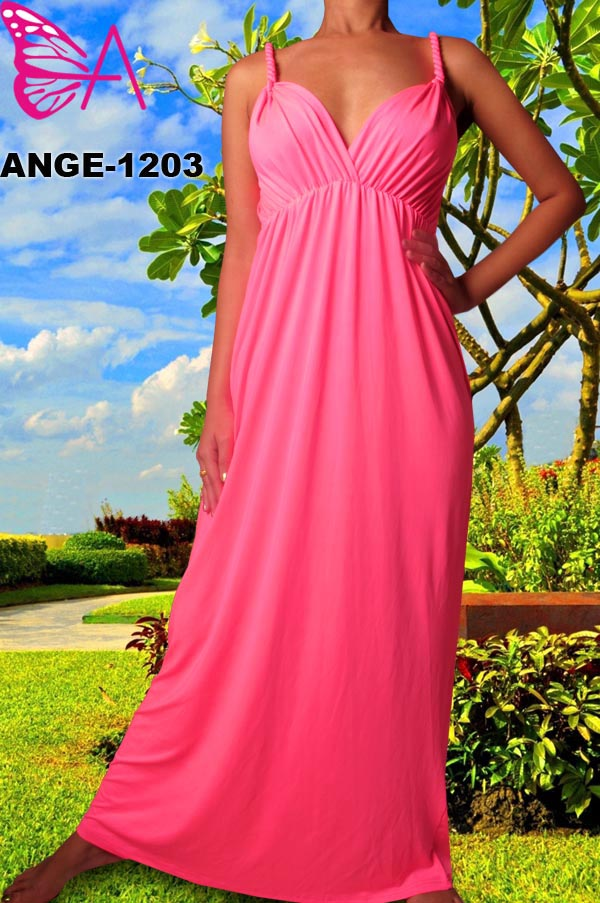 1203--Solid Hot Pink Maxi Dress-Solid Hot Pink Maxi Dress Plus Size and Missy Maxi Long Dresses with Sleeves Sexy Long Turquoise Maxi Dress bestselling maxi dress beautiful fashion luxury unique top selling designer printed solid 